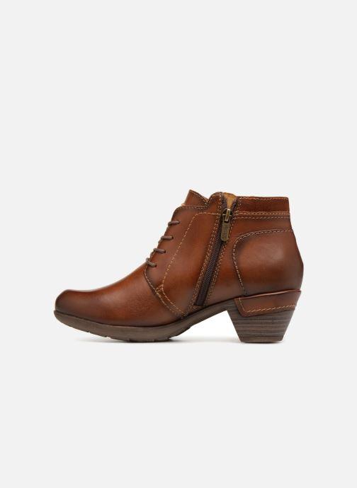 Bottines et boots Pikolinos Rotterdam 902-8901 Marron vue face