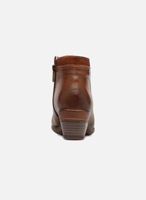 Bottines et boots Pikolinos Rotterdam 902-8901 Marron vue droite