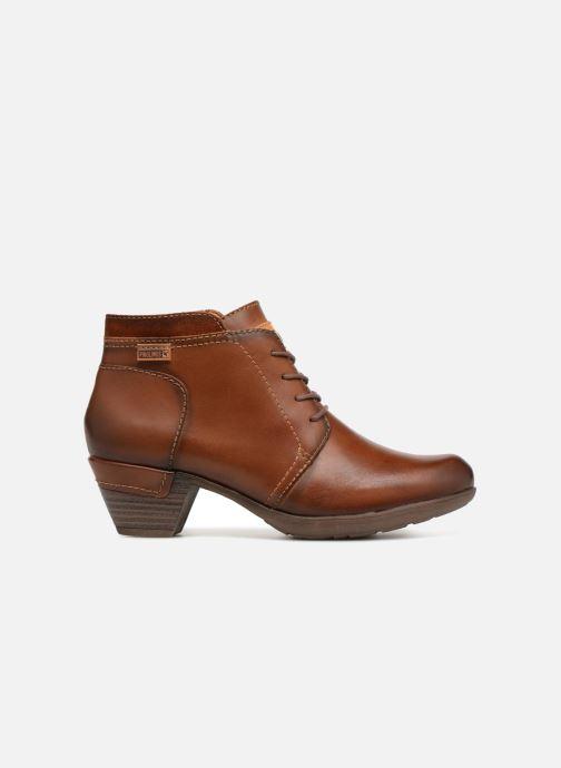 Boots en enkellaarsjes Pikolinos Rotterdam 902-8901 Bruin achterkant