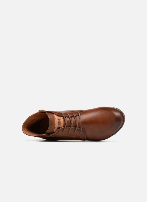 Boots en enkellaarsjes Pikolinos Rotterdam 902-8901 Bruin links