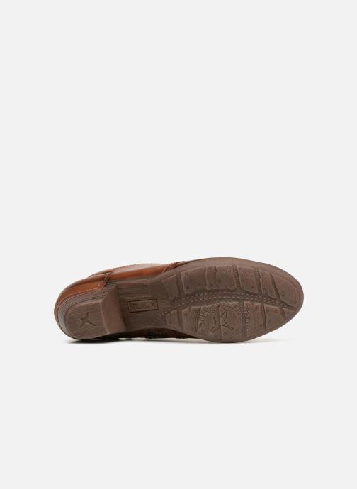 Boots en enkellaarsjes Pikolinos Rotterdam 902-8901 Bruin boven
