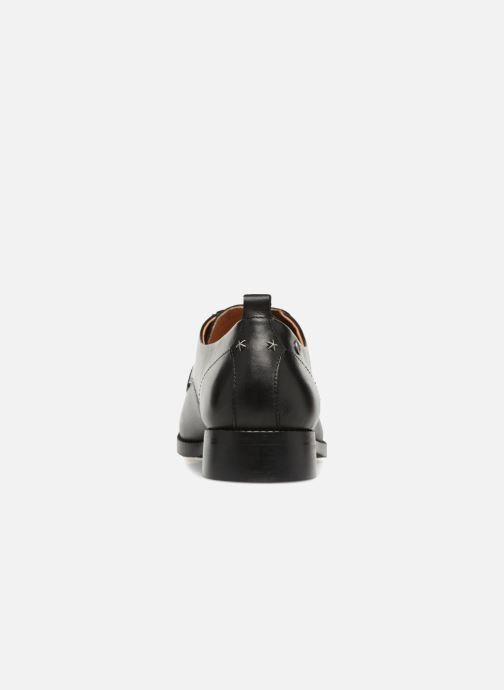 Schnürschuhe Pikolinos Royal W4D-4723 schwarz ansicht von rechts