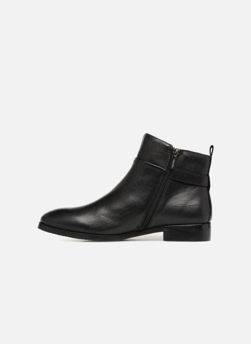 Boots en enkellaarsjes Pikolinos Royal W4D-8760 Zwart voorkant