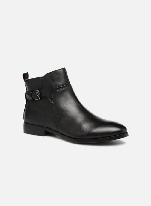 Boots en enkellaarsjes Pikolinos Royal W4D-8760 Zwart detail