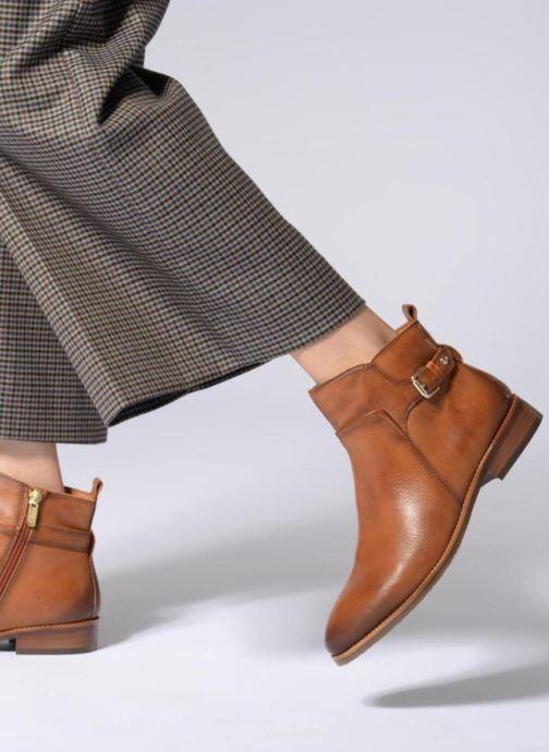 Stiefeletten & Boots Pikolinos Royal W4D-8760 braun ansicht von unten / tasche getragen