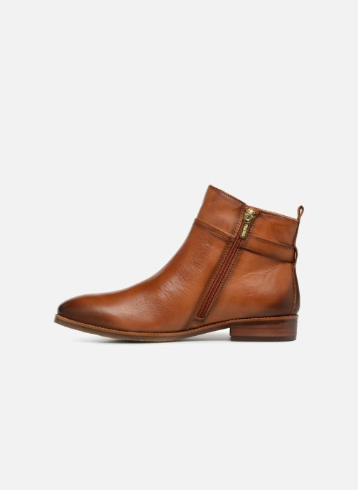 Stiefeletten & Boots Pikolinos Royal W4D-8760 braun ansicht von vorne