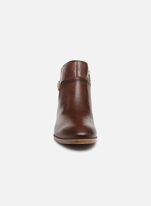 Bottines et boots Pikolinos Royal W4D-8760C1 Marron vue portées chaussures