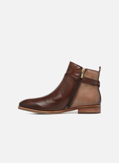 Bottines et boots Pikolinos Royal W4D-8760C1 Marron vue face