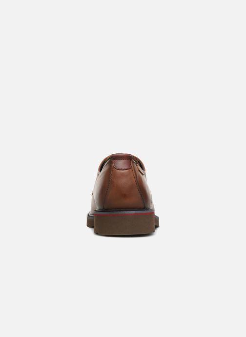 Chaussures à lacets Pikolinos Salou M9M-4201C1 Marron vue droite
