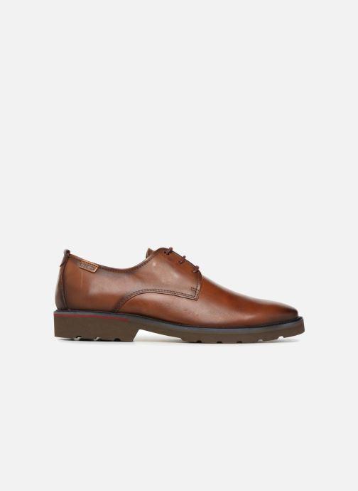 Chaussures à lacets Pikolinos Salou M9M-4201C1 Marron vue derrière