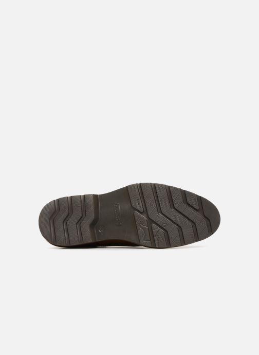 Chaussures à lacets Pikolinos Salou M9M-4201C1 Marron vue haut