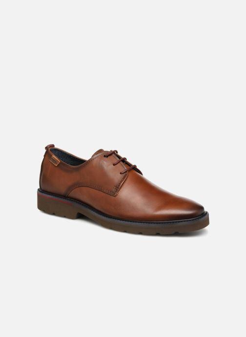 Chaussures à lacets Pikolinos Salou M9M-4201C1 Marron vue détail/paire