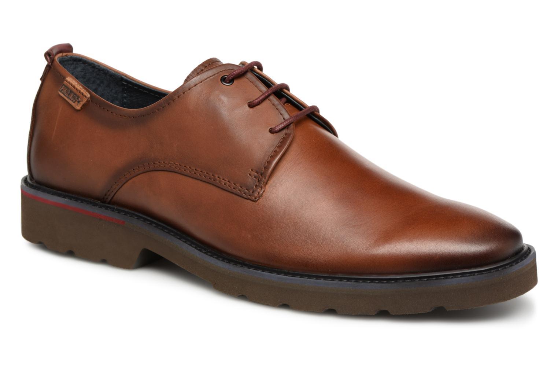 chez lacets Pikolinos à Chaussures 4201C1 Marron Salou M9M 0YqTa6qAF