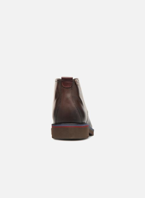 Ankle boots Pikolinos Salou M9M-8148 Brown view from the right