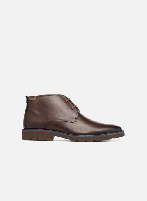Ankle boots Pikolinos Salou M9M-8148 Brown back view