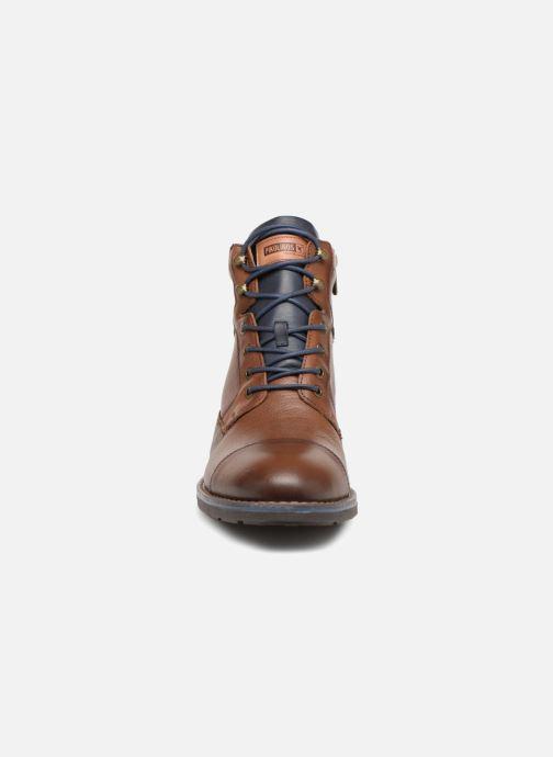 Bottines et boots Pikolinos York M2M-8170Ng Marron vue portées chaussures