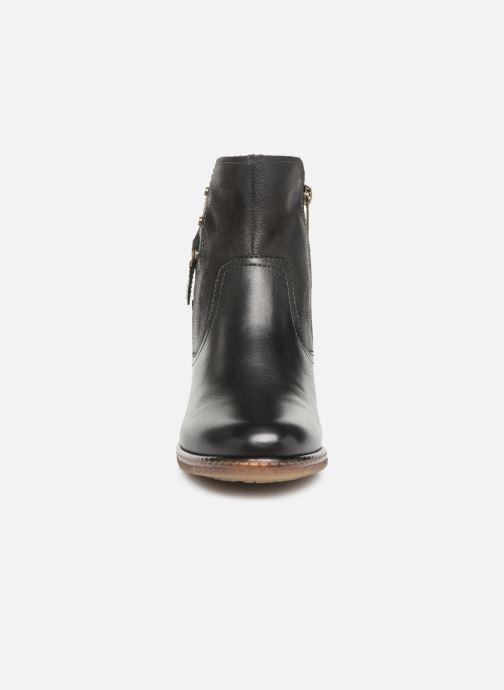 Bottines et boots Pikolinos Zaragoza W9H-8704 Noir vue portées chaussures