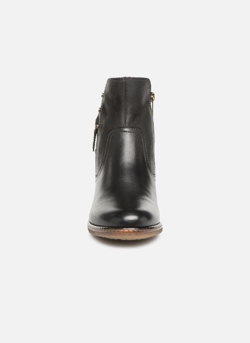 Boots en enkellaarsjes Pikolinos Zaragoza W9H-8704 Zwart model