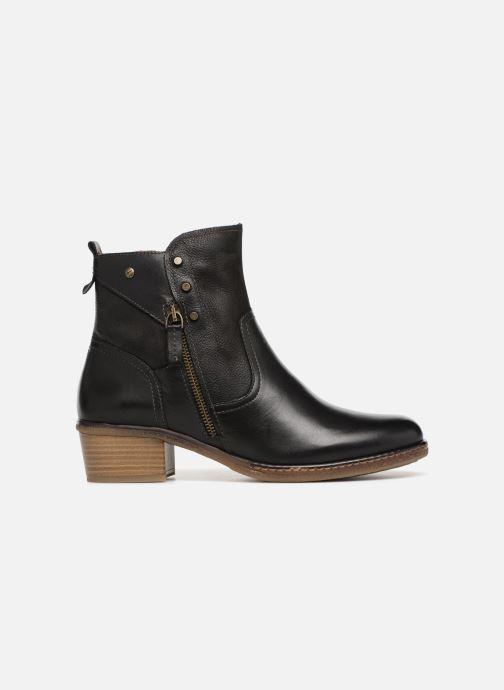 Boots en enkellaarsjes Pikolinos Zaragoza W9H-8704 Zwart achterkant