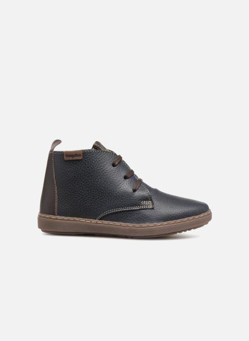 Chaussures à lacets Conguitos Pablo Bleu vue derrière