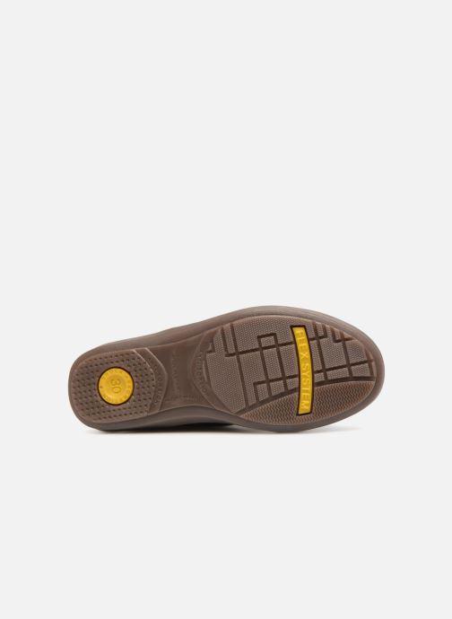 Chaussures à lacets Conguitos Pablo Bleu vue haut