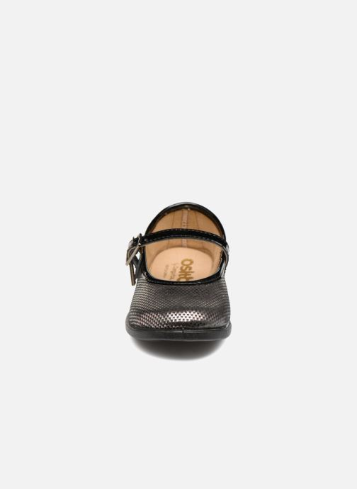 Ballerines Osito by Conguitos Raquel Argent vue portées chaussures