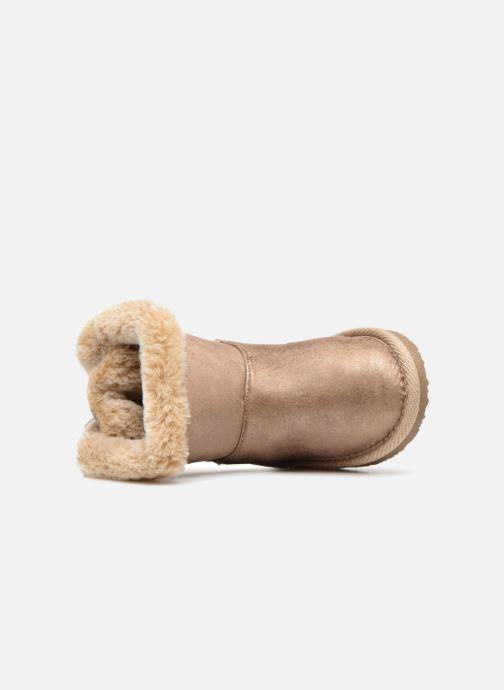 Bottines et boots Osito by Conguitos Pilar Or et bronze vue gauche