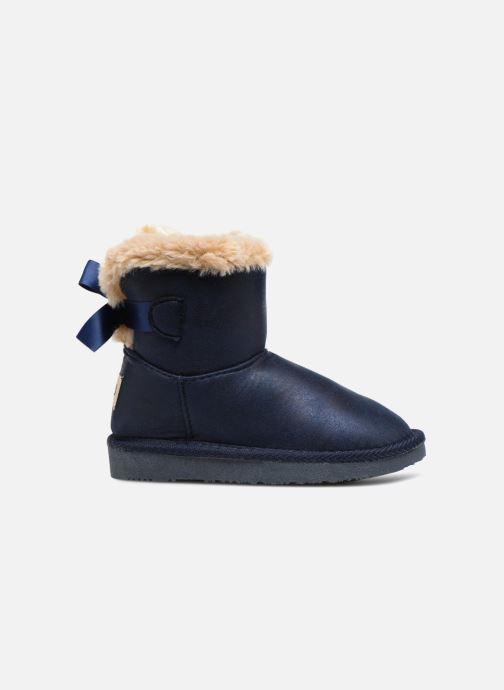 Bottines et boots Osito by Conguitos Pilar Bleu vue derrière