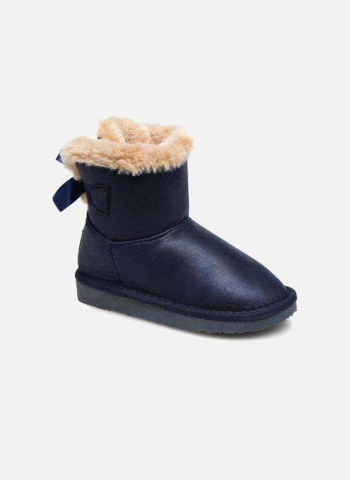Bottines et boots Osito by Conguitos Pilar Bleu vue détail/paire
