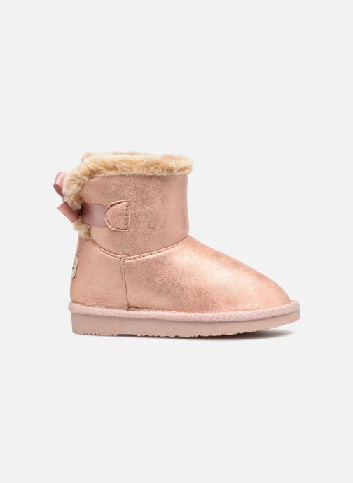 Bottines et boots Osito by Conguitos Pilar Rose vue derrière