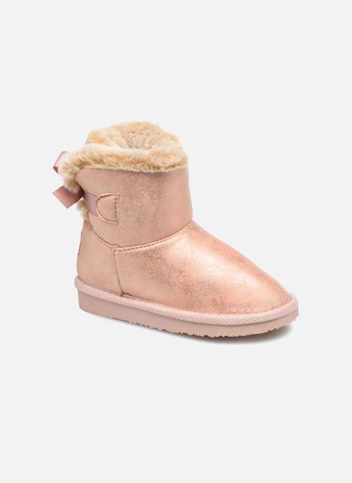 Bottines et boots Osito by Conguitos Pilar Rose vue détail/paire