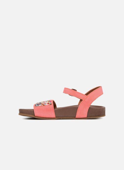 Sandali e scarpe aperte PèPè Elsa 2 Arancione immagine frontale
