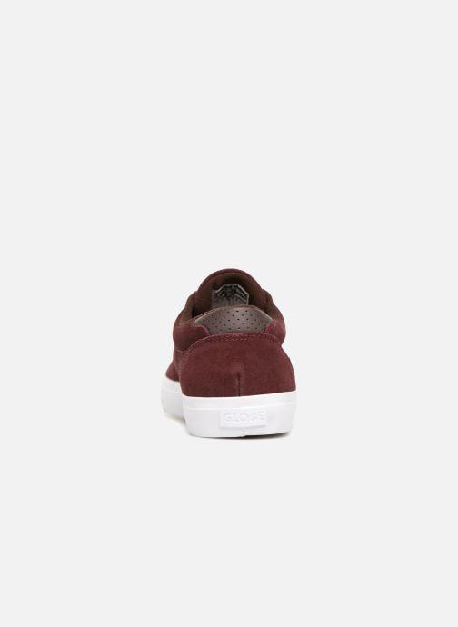 Sneakers Globe Winslow Rood rechts
