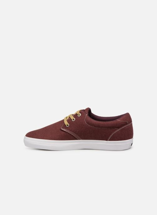 Trainers Globe Winslow Burgundy front view