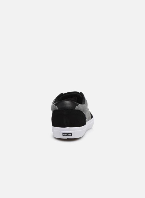 Baskets Globe Winslow Gris vue droite