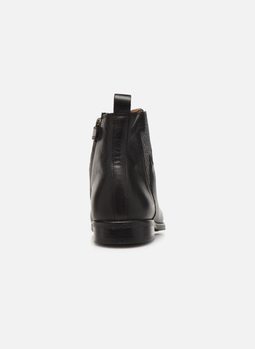 Bottines et boots Adolie Odeon Flash Noir vue droite