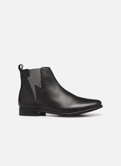 Bottines et boots Adolie Odeon Flash Noir vue derrière