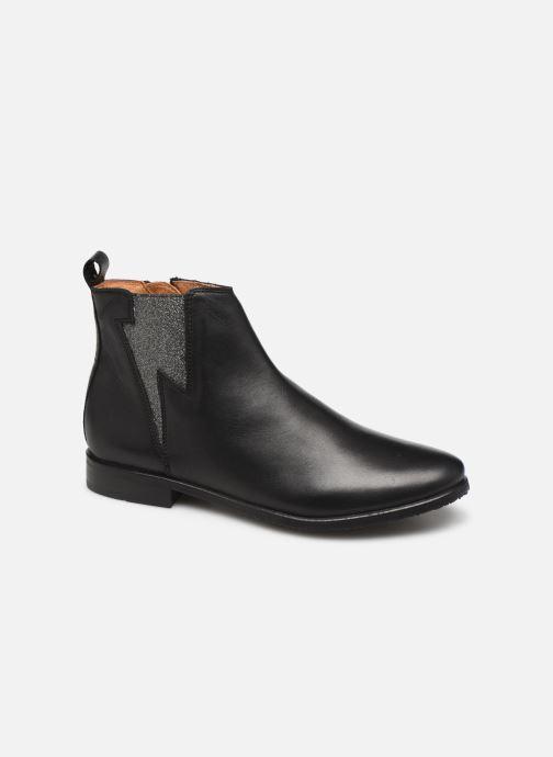 Bottines et boots Adolie Odeon Flash Noir vue détail/paire
