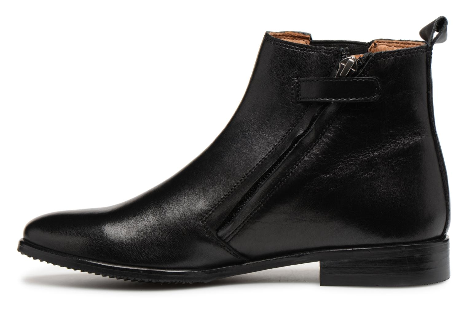Ankle boots Adolie Odeon Flash Black front view