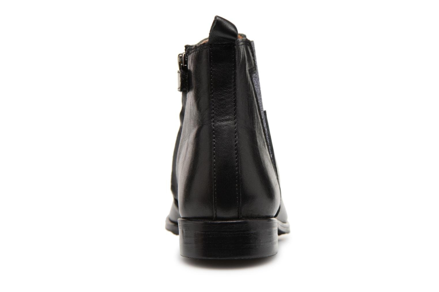 Ankle boots Adolie Odeon Flash Black view from the right