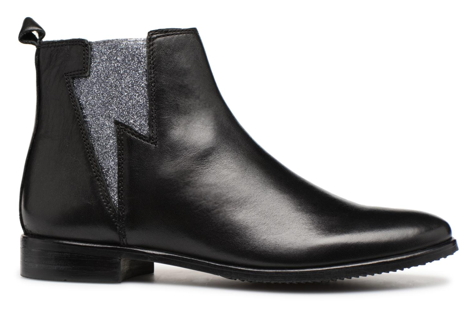 Ankle boots Adolie Odeon Flash Black back view