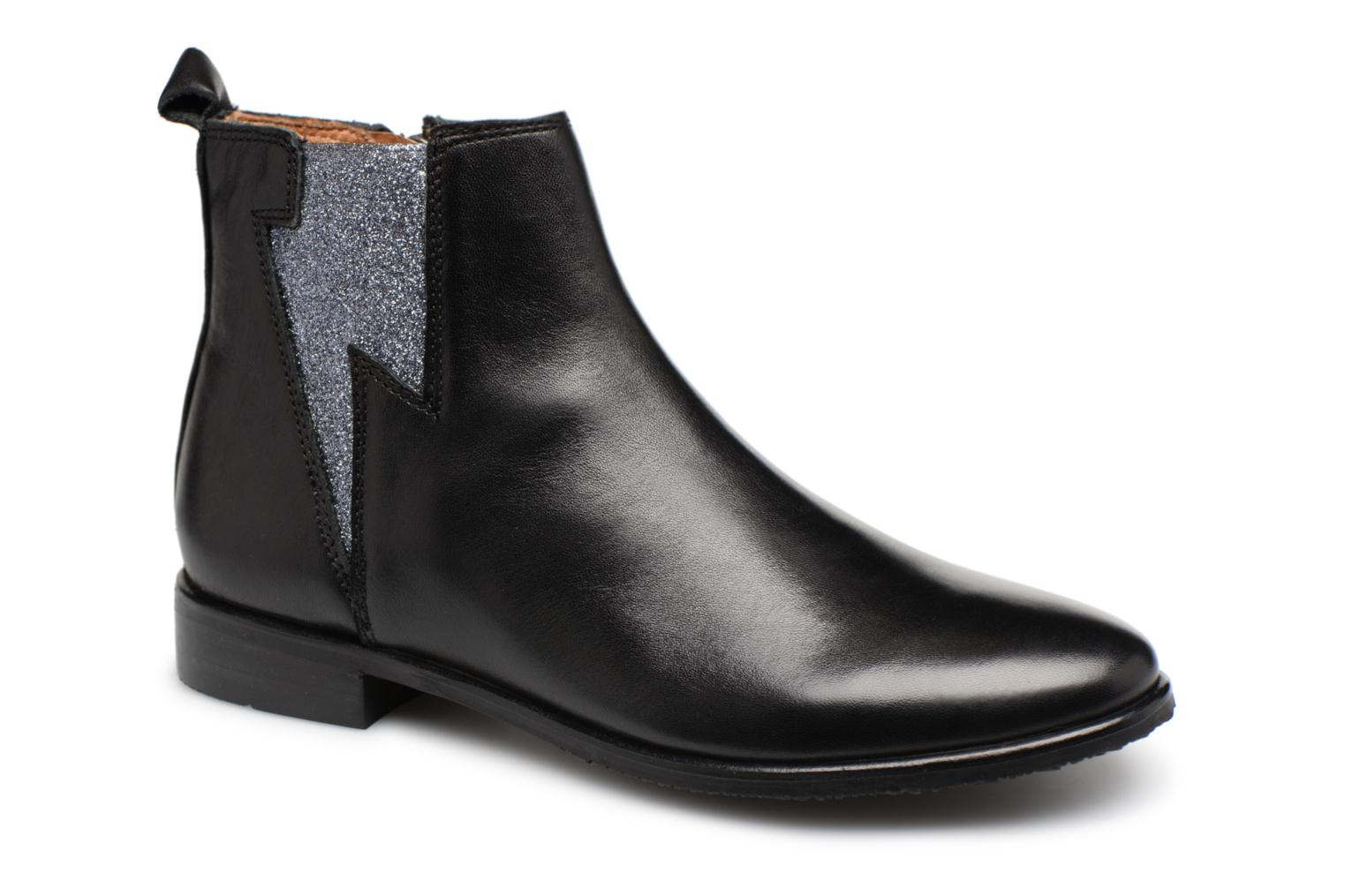 Ankle boots Adolie Odeon Flash Black detailed view/ Pair view