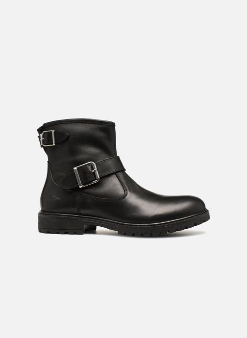 Bottines et boots Adolie Jojo Buckle Noir vue derrière