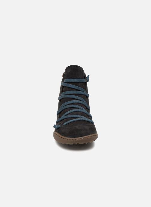 Bottines et boots Camper Peu Cami 43104 Noir vue portées chaussures