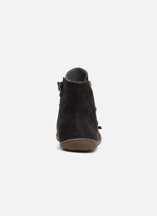 Bottines et boots Camper Peu Cami 43104 Noir vue droite