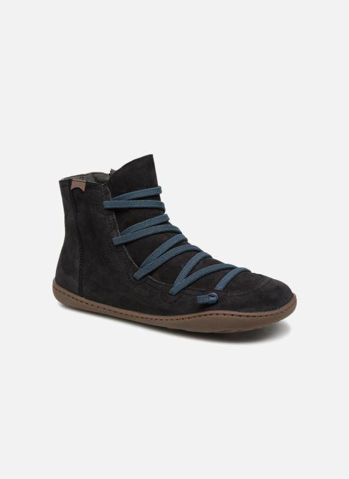 329566 Cami amp; Boots Stiefeletten Peu schwarz Camper 43104 nfT50zSxq