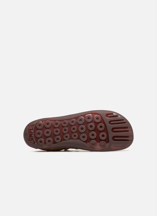 Boots en enkellaarsjes Camper Peu Cami 43104 Bruin boven