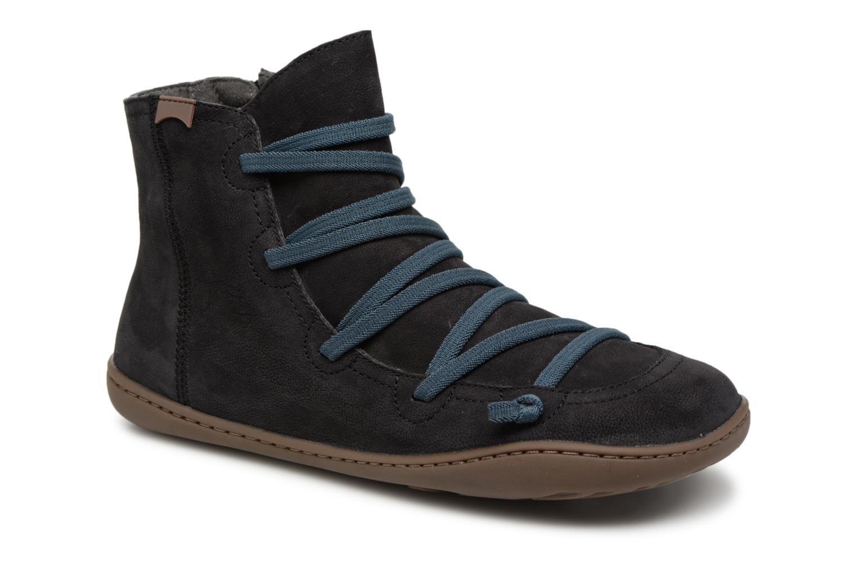 Nuevo zapatos Camper Peu Cami 43104 en (Negro) - Botines  en 43104 Más cómodo d4331a