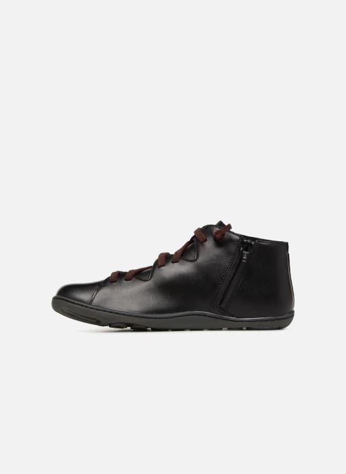 Sneakers Camper Peu Cami K400120 Nero immagine frontale