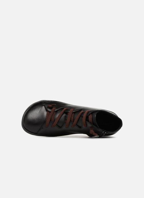 Sneakers Camper Peu Cami K400120 Nero immagine sinistra
